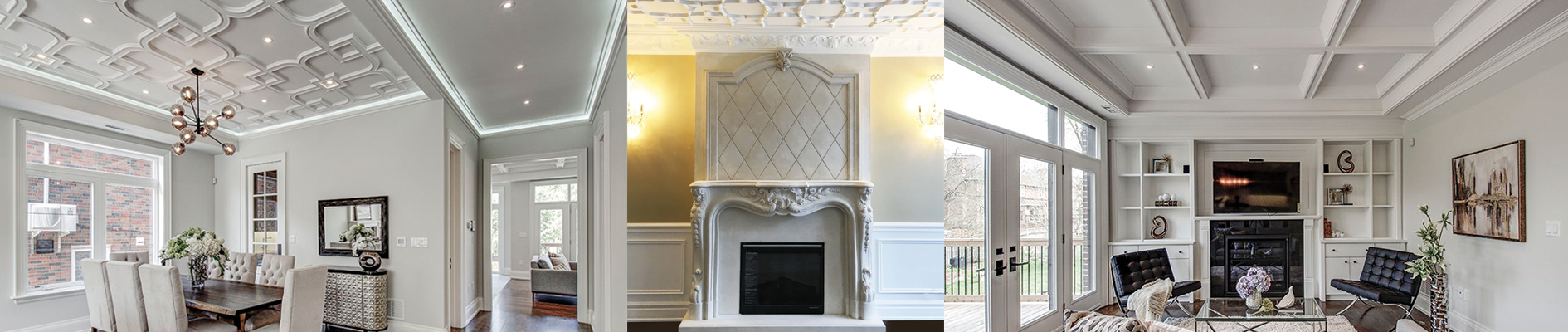 Architectural Moulding And Fireplace Mantels