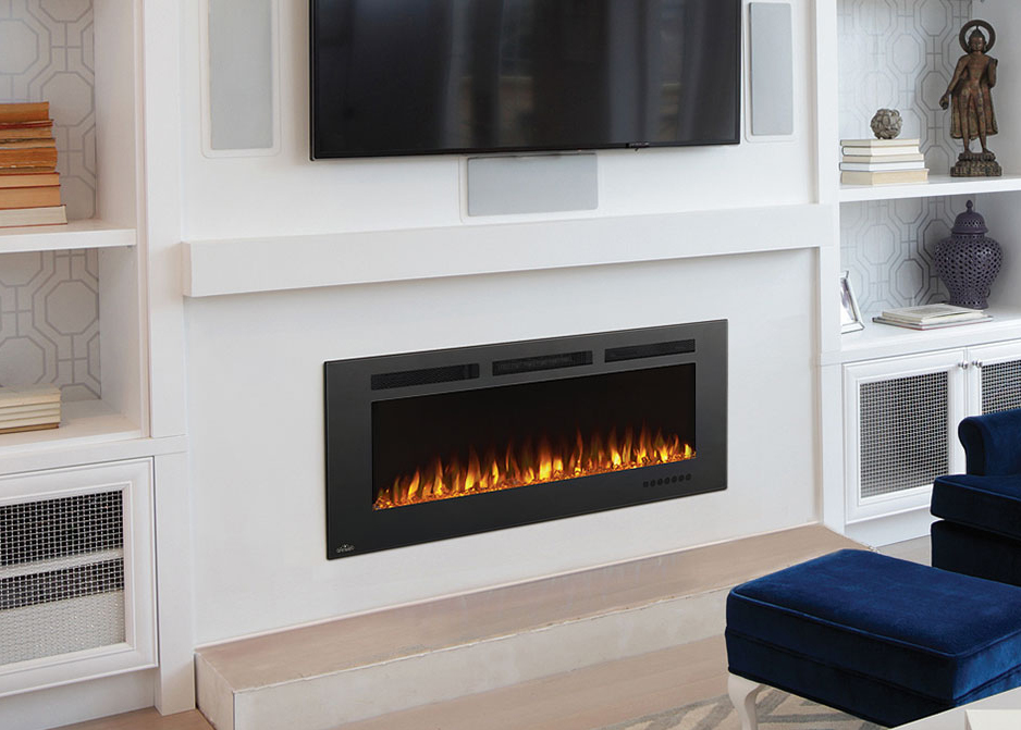 real white ideas fireplaces boring emfurn sale fireplace modern a redo took pinterest best entertainment flame images on frederick and center this electric made family wall fires